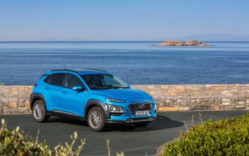 Το μικρό κορεάτικο SUV Hyundai Kona ήρθε στην Ελλάδα