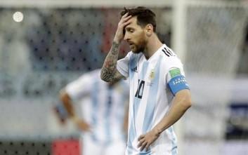 Γιατί έφτασε η Αργεντινή στην απόλυτη ντροπή
