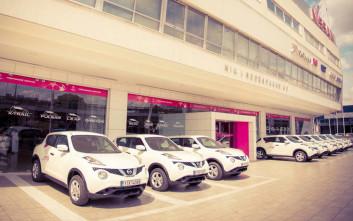 Η Nissan βραβεύει με αυτοκίνητα του νικητές του Generation N
