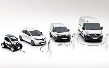 Η Renault εξελίσσει την ασφάλεια των ηλεκτρικών οχημάτων