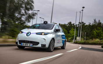 Στην τελική ευθεία η Renault για την αυτόνομη μετακίνηση
