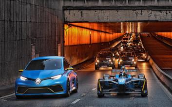 Η Renault πατάει γκάζι στα ηλεκτρικά