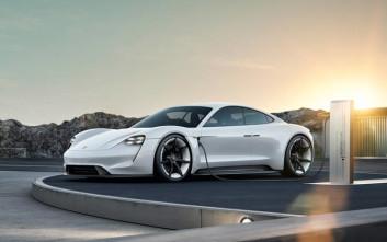 Το πρώτο πλήρως ηλεκτρικό σπορ αυτοκίνητο της Porsche