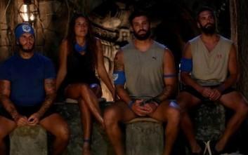 Η ανατροπή στο Survivor 2 που έφερε στην αποχώρηση Εύη και Αγόρου