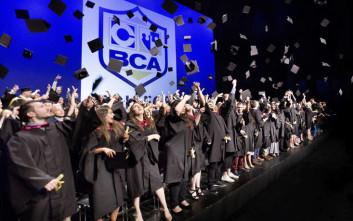46η τελετή αποφοίτησης του BCA College