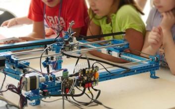 Ανοιχτή εκδήλωση STEM σήμερα στο Σεράφειο