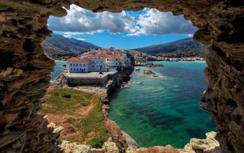Άνδρος, το αρχοντικό νησί των καπεταναίων