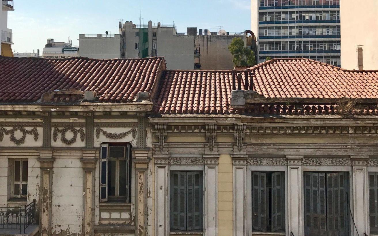 Η άγνωστη Αθήνα των αφανών θησαυρών, των ιστοριών και της παρακμής