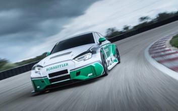 Πώς ένα Audi RS3 μετατράπηκε σε ηλεκτρικό θηρίο με 1.200PS
