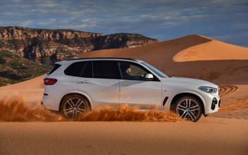 Νέα BMW X5, το πολυτελές SAV με τις πιο καινοτόμες τεχνολογίες