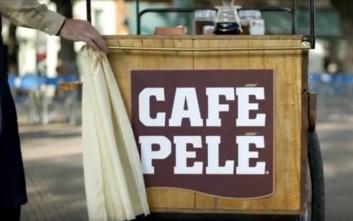 Πώς είναι να δίνεις καφέ με το όνομα του Πελέ σε Αργεντινούς;