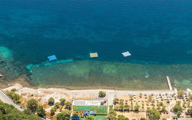 Πρωτοποριακό πείραμα με drones για τον εντοπισμό των πλαστικών στη θάλασσα
