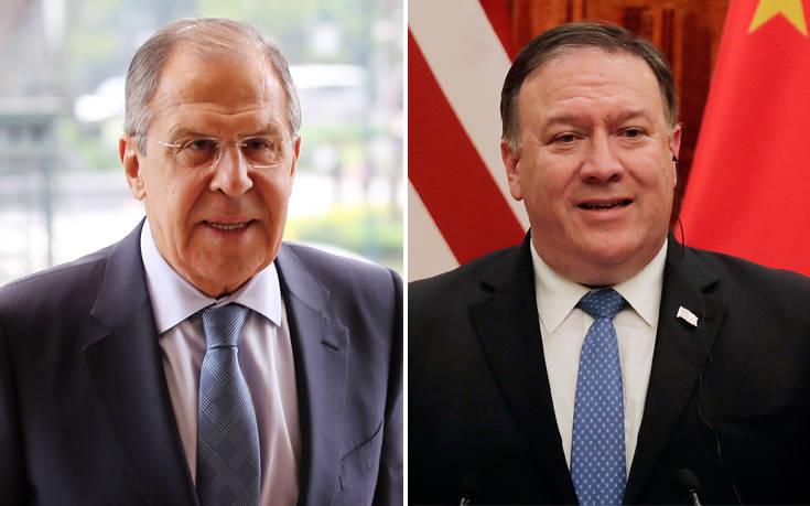 Έξαλλος ο Λαβρόφ με τις νέες κυρώσεις των ΗΠΑ στη Ρωσία για την υπόθεση Σκριπάλ