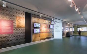 Έκθεση με εικονογραφήσεις του Νίκου Χατζηκυριάκου – Γκίκα από τις Συλλογές του Μουσείου Μπενάκη