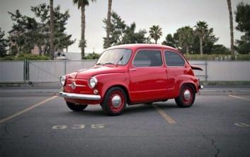 Τι κρύβει αυτό το Fiat 600 του 1959;