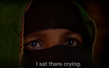 «Με έπιασαν και με βίασαν, το έκαναν ξανά και ξανά και κράτησα το παιδί»