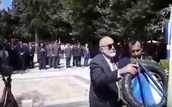 Αποδοκιμασίες κατά του Κουρουμπλή στις Σέρρες