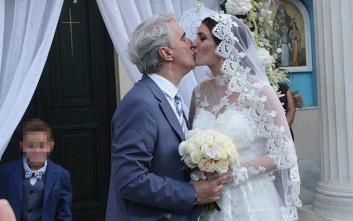 Παντρεύτηκε ο Σίμος Κεδίκογλου