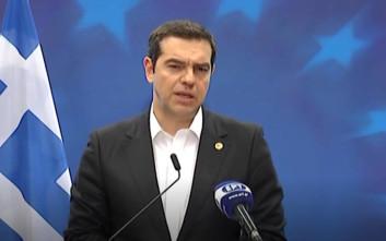 Τσίπρας: Δε θα δημιουργηθούν άλλα hotspots στην Ελλάδα