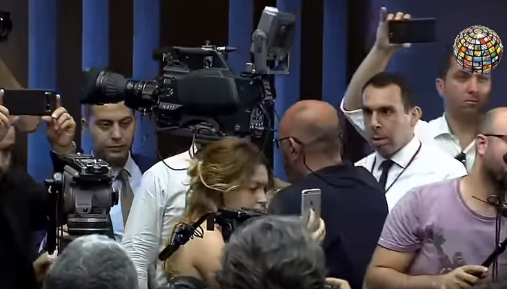 Ο αντίπαλος του Ερντογάν έδιωξε την κρατική τηλεόραση από τη συνέντευξη τύπου για την ήττα του