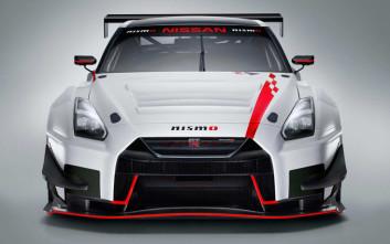 Αυτό είναι το νέο Nissan GT-R Nismo GT3