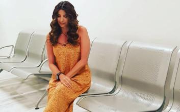 Η συγκινητική ανάρτηση της Τσαπανίδου για τον σύζυγό της που σκοτώθηκε από ηλεκτροπληξία