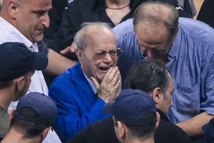 Θανάσης Γιαννακόπουλος: Ο Παύλος ήταν μεγάλος Παναθηναϊκός 1