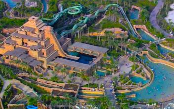 Οι νεροτσουλήθρες του Ντουμπάι είναι μια ξεχωριστή περιπέτεια