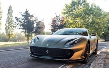 Σε ποιον διάσημο σεφ ανήκει αυτή η ολοκαίνουργια Ferrari