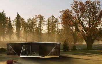 Το αυτόνομο σπίτι που σου επιτρέπει να ζεις όπου θέλεις!