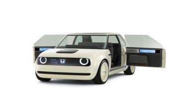 Βραβείο «Best Concept Car» στο Honda Urban EV Concept