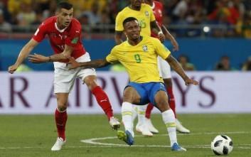 Στηρίζει πολλά η Βραζιλία στον Γκαμπριέλ Ζεσούς