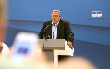 Καμμένος για Πρέσπες: Καταψηφίζουμε, αποσύρουμε υπουργούς και συνεχίζουμε