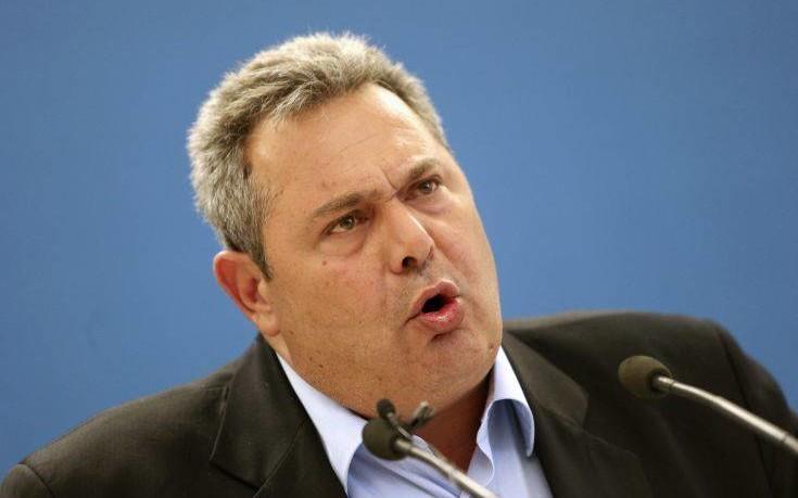 Καμμένος: Η Ελλάδα όαση σταθερότητας στη Μεσόγειο και στα Βαλκάνια