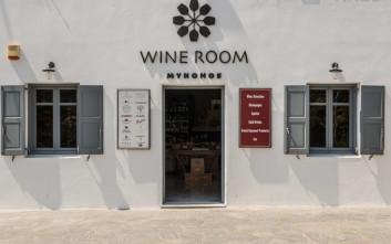 Wine Room, μια κάβα - όαση στη Μύκονο για πραγματικούς οινόφιλους