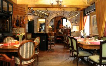 Η ιστορία του εστιατορίου που αποτέλεσε αγαπημένο στέκι του Μάνου Χατζιδάκι