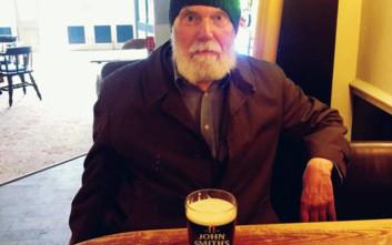 Μοναχικός παππούς είδε τη ζωή του να αλλάζει από post στο Facebook