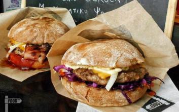 Νέες και απολαυστικές προτάσεις burger από το Food Str.