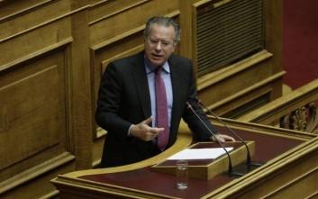 Κουμουτσάκος για Σκοπιανό: Η κυβέρνηση δεν αξιοποίησε τα διπλωματικά εφόδια