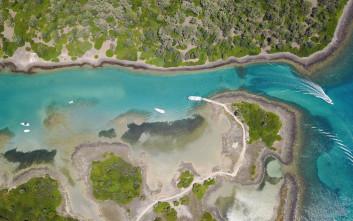Τα εξωτικά νησάκια της Εύβοιας