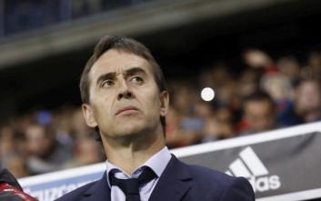 Η Ρεάλ Μαδρίτης ανακοίνωσε προπονητή τον Λοπετέγκι