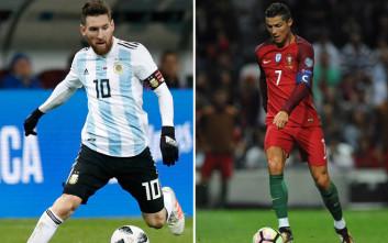 Ζέκα: Ρονάλντο-Μέσι στον τελικό του Παγκοσμίου Κυπέλλου
