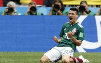 «Καθάρισε» την Παγκόσμια Πρωταθλήτρια το Μεξικό