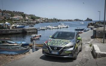 Nissan και Sibeg αναπτύσσουν ένα νέο ηλεκτρικό οικοσύστημα στην Ιταλία