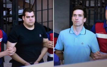 Γιατί οι δύο Έλληνες στρατιωτικοί κινδυνεύουν με τουλάχιστον διετή ποινή φυλάκισης