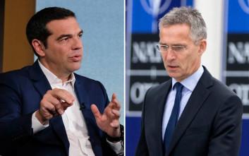 Επίσκεψη «αστραπή» στην Αθήνα για τον γενικό γραμματέα του ΝΑΤΟ