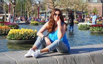Το τρυφερό μήνυμα της Πόπης Τσαπανίδου για την κόρη της που έγινε 30