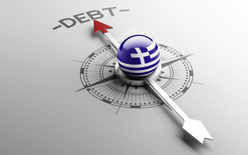ΕΛΣΤΑΤ: Στα 334,573 δισ. ευρώ το δημόσιο χρέος