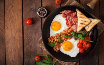 Εστιατόριο προσφέρει πρωινό-«μαμούθ» αποκλειστικά για γενναίους