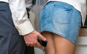 Φυλακή για όσους τραβούν φωτογραφίες κάτω από τις φούστες γυναικών